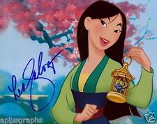 LEA SALONGA.. Disney Princess: Mulan - SIGNED