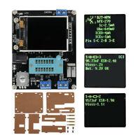 GM328A LCD Transistor Tester Diode ESR Meter PWM Square Wave Generator Soldered