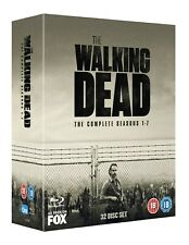 The Walking Dead: The Complete Seasons 1-7 (Box Set) [Blu-ray]