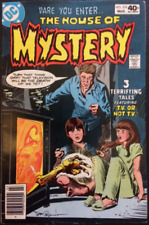 DC Comics House of Mystery (1980) #278 VG