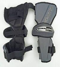 Maximum Lacrosse Arm Guard Pads MX-AG-750 Box Indoor Arena MAX LAX