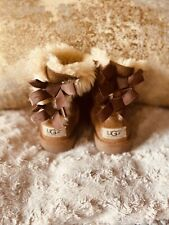 toddler girl ugg boots size 7