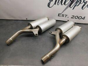 Bimota  Mantra DB3 Exhaust Mufflers  #1       1424