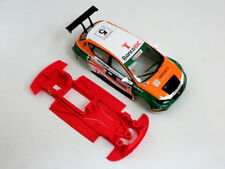 Chasis Leon MK3 rally compatible SCX Scalextric ES lineal High Performance