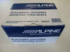 Alpine PMD-DOK2 Blackbird Docking Adapter