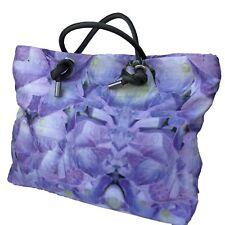 Philosophy di Alberta Ferretti Tote Bag Shopper Beach Large Purple