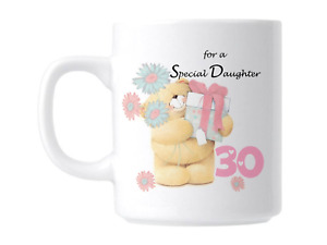 30th Birthday For a special Daughter Gift Mug