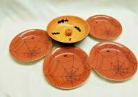 Decorative Halloween Party Saucer Serving Bowl Bundle