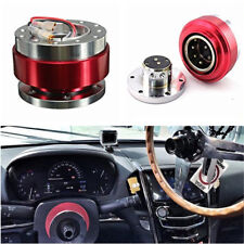 Racing Car Auto Steering Wheel Ball Quick Release Hub Adapter Snap Off Boss Kits