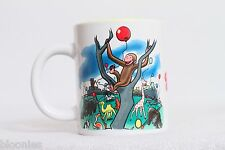 Curious George & Red Balloon Coffee Mug 2000