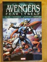 Avengers Fear Itself good condition Brian Michael Bendis