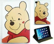 For iPad Mini 1 2 3 4 5 Winnie The Pooh Smart Stand New Cartoon Case Cover Plus