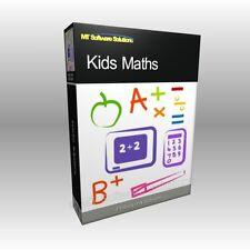 Fun Mathematics Math Game for Kids Children Software Computer Program