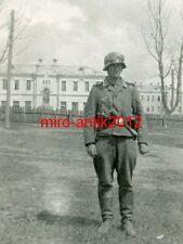 Foto, Wehrmacht, Soldat, Handgranate, Partisanengefahr, Rogatschew, Russland