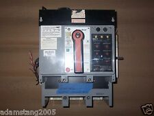 Ge Tp1616Sse1C 1600 1200 Amp Trip 600V Lsig Powerbreak Air Power Circuit Breaker