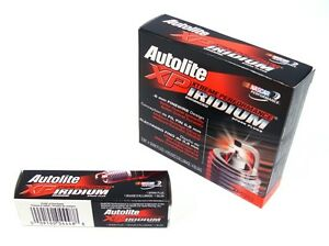 AUTOLITE XP XTREME PERFORMANCE Iridium Spark Plugs XP5243 Set of 8