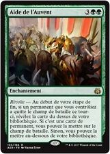 MTG Magic AER - Aid from the Cowl/Aide de l'Auvent, French/VF