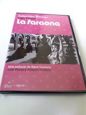 """DVD """"LA FARAONA"""" RENE CARDONA LOLA FLORES JOAQUIN CORDERO"""