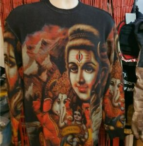 New with tag FW19 Supreme Ganesh L/S thermal size M medium black