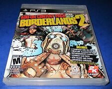 Borderlands 2: Add-On Content Pack Sony PlayStation 3 *New-Sealed-Free Ship!