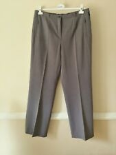 LADIES TROUSERS ROBELL MAHRA TAUPE GREY SZIE 20 FEMALE WOMANS TROUSERS