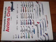 $$$ LivreL'encyclopedie mondiale des avions civilsEnzo Angelucci