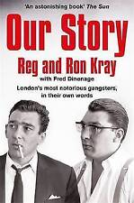 Our Story by Reginald Kray, Ronald Kray (Paperback, 2015)