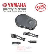 YAMAHA Bolt XVS 950 Rear Passenger Seat Kit Black 2014-2017+ 1TP-F47E0-T0-00
