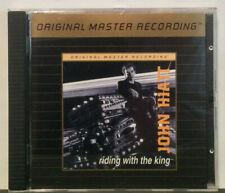 John Hiatt - Riding With The King  MFSL Gold CD  (Remastered)