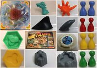 Escape from Atlantis - Waddingtons board game - Spares & Repairs
