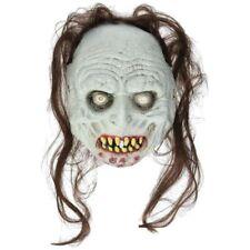 Masken und Augenmasken Maskerade aus Latex mit Horror-Thema