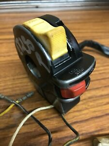 SUZUKI LT250R LH MASTER SWITCH ASSEMBLY