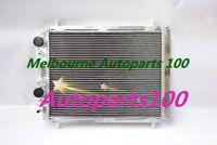For Lancia Delta radiator HF Integrale 8V/16V / EVO 2.0 Turbo 1987-1995 Aluminum