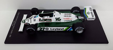 SPARK 1/18 MODELLINO F1 WILLIAMS FW 07B ALAN JONES WORLD CHAMPION 1980 - 18S117