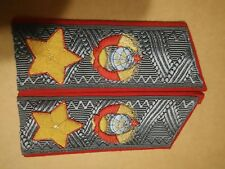 Soviet Marshal General rank shoulder boards
