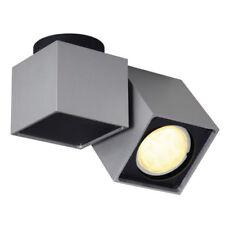 Eckige Deckenlampen & Kronleuchter aus Metall in aktuellem Design