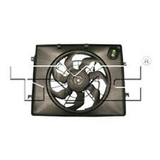 TYC 622630 Dual Radiator & Condenser Cooling Fan Assembly