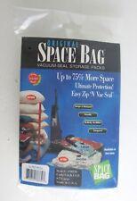 The Original Space Bag Vacuum Seal Storage Packs Item 150236  Qty 2 Large