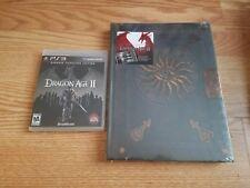 Dragon Age II: BioWare -- Signature Edition (Sony PlayStation 3, 2011) -- NEW