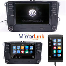 "6,5""Autoradio RCD330G+ RCD510,Mirrorlink,USB,RVC,BT,AUX,VW Golf,Caddy,Sharan,EOS"