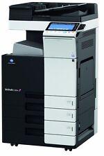 Konica Minolta bizhub C364 Color Laser Print, Network, Scan, Fax Copier Machine