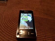 Samsung  Star II GT-S5260 - Schwarz (Ohne Simlock) Handy