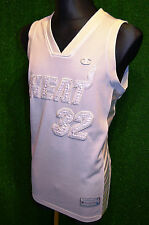 NBA basketball jersey Shaquille O'Neal Miami Heat authentic