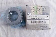 NEW GENUINE CRANKSHAFT GEAR SPROCKET NISSAN 13021 - 05E00