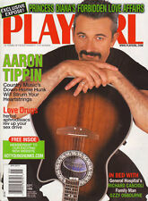 PLAYGIRL September 1998 AARON TIPPIN Princess Diana OZZY OSBOURNE Kim Zimmer
