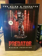 Alien vs Predator Masked Predator 1:16 Scale Eaglemoss