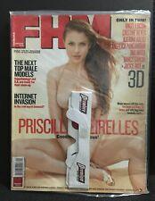 Philippine Men's Magazine (FHM, Maxim, Uno) - Lot of 6 Magazines
