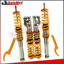 Height Adjustable Coilover Suspension For VW Golf 2 Golf 3 MK2 MK3 Shock Absober