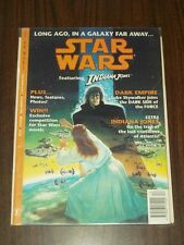 STAR WARS #3 BRITISH MONTHLY MAGAZINE DECEMBER 1992