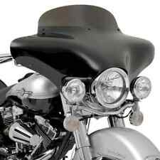 MEMPHIS SHADES BATWING FAIRING + WINDSHIELD + MOUNTING KIT. FITS MOST BIKES